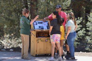 Nature Cart @ Big Bear Discovery Center