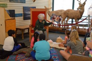 StoryTime @ Big Bear Discovery Center