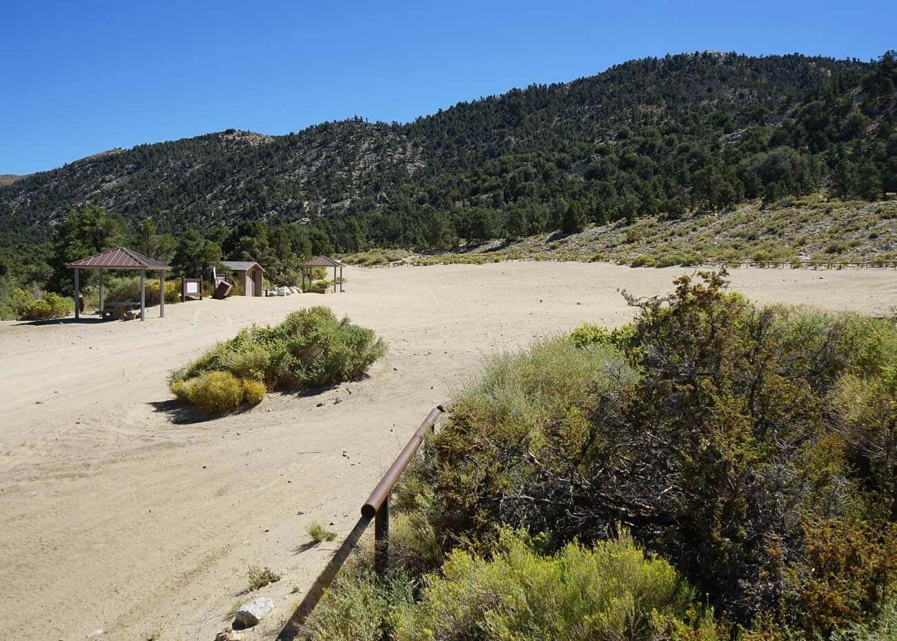 Cactus Flat Staging Area