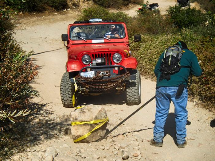 OHV Trails